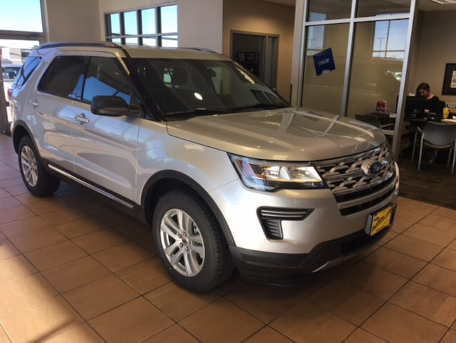 2019 Ford Explorer XLT SUV in Boone, IA