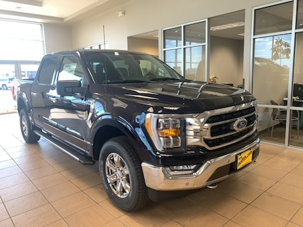 2021 Ford F-150 Truck SuperCrew Cab For Sale near Ames, IA