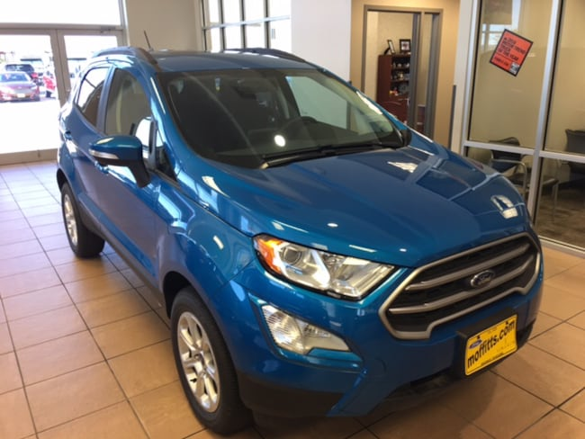 2018 Ford EcoSport SE SUV in Boone, IA