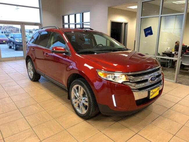 2014 Ford Edge Limited SUV Boone, IA