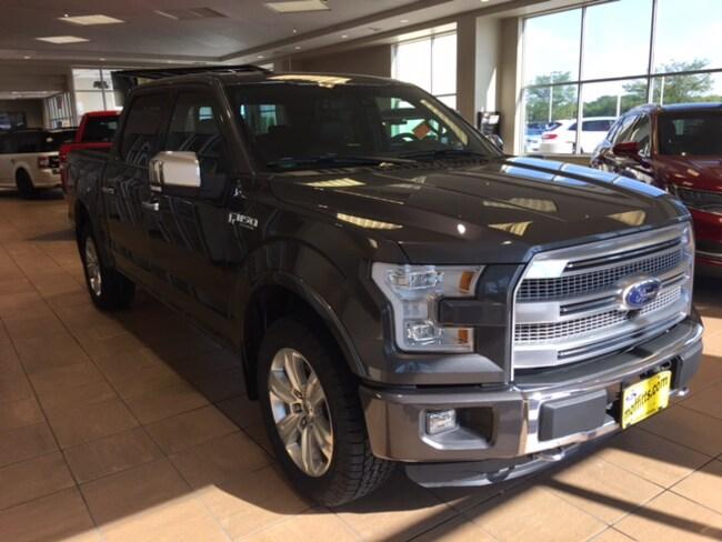 2015 Ford F-150 Platinum Truck Boone, IA