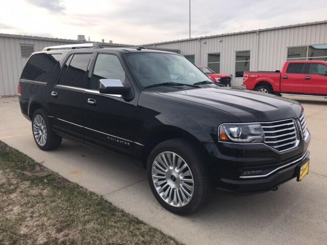2017 Lincoln Navigator L Reserve SUV Boone, IA