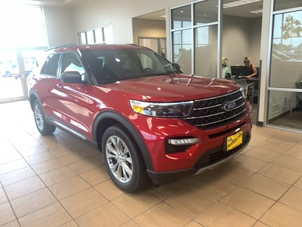 2021 Ford Explorer XLT SUV For Sale in Boone, IA