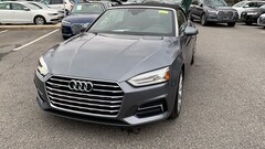 Certified used 2018 Audi A5 Premium Cabriolet for sale in Westchester County NY