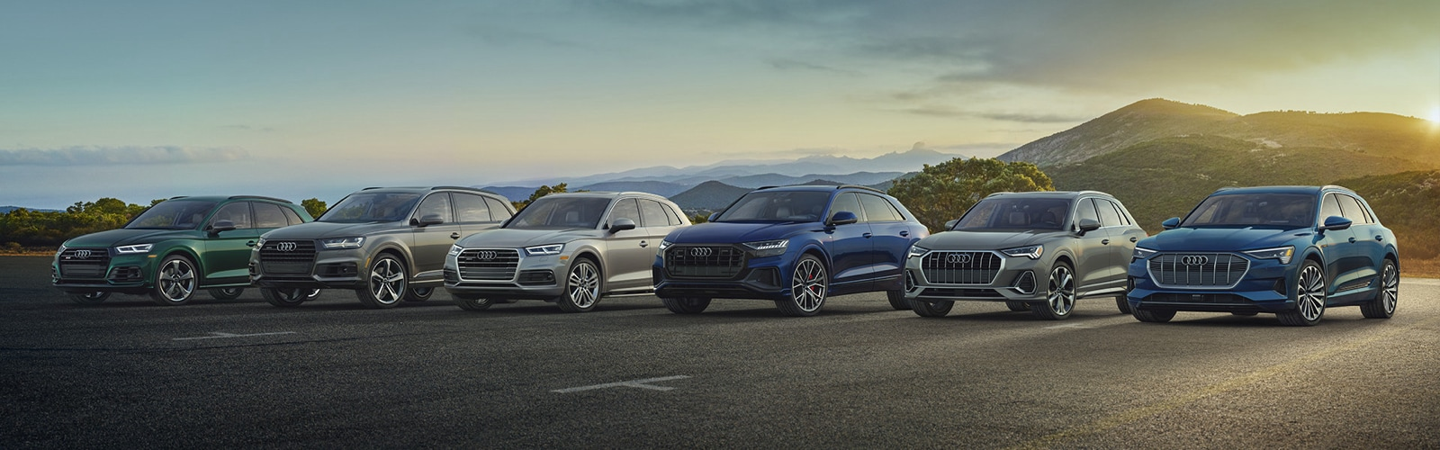 Audi lease deals in Westchester, NY image