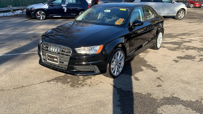 Certified 2016 Audi A3 2.0T Premium Sedan Mohegan Lake