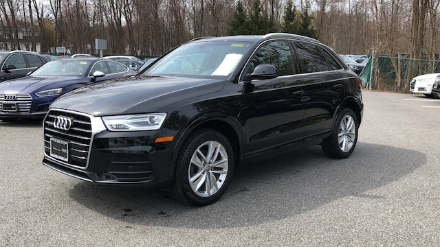 Certified used 2017 Audi Q3 Premium Plus SUV for sale in Westchester County NY