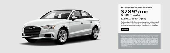 New Audi Specials In Mohegan Lake Audi Audi Dealer Serving - Audi lease specials