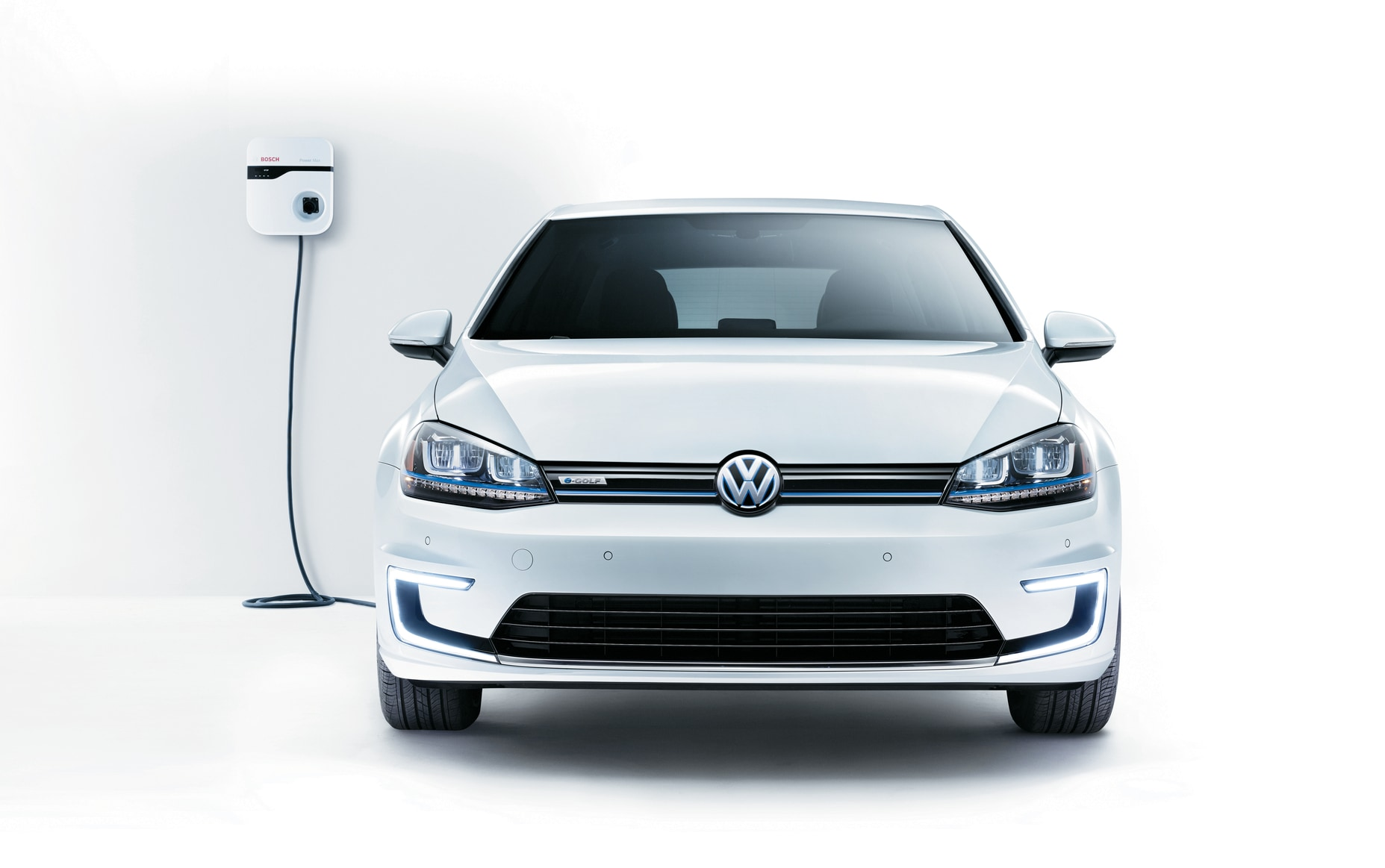 new vw egolf plug in EV
