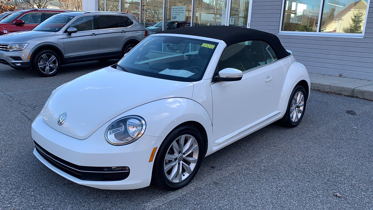 Certified Used 2015 Volkswagen Beetle Convertible For Sale In Mohegan Lake Ny Stock U3271 Vin 3vw5a7at3fm820452