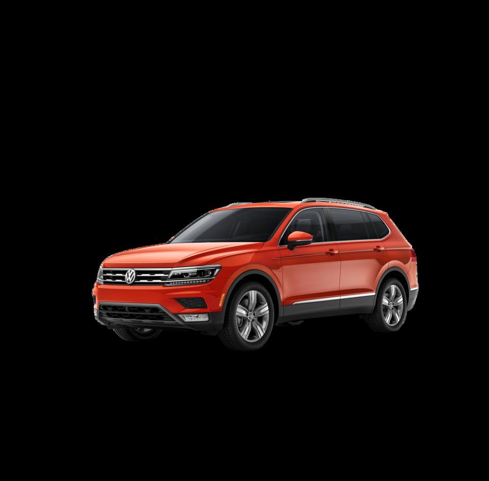 Volkswagen Tiguan Vs. Honda CR-V Comparison