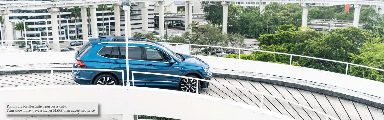 VW Tiguan Lease Deals NY Image