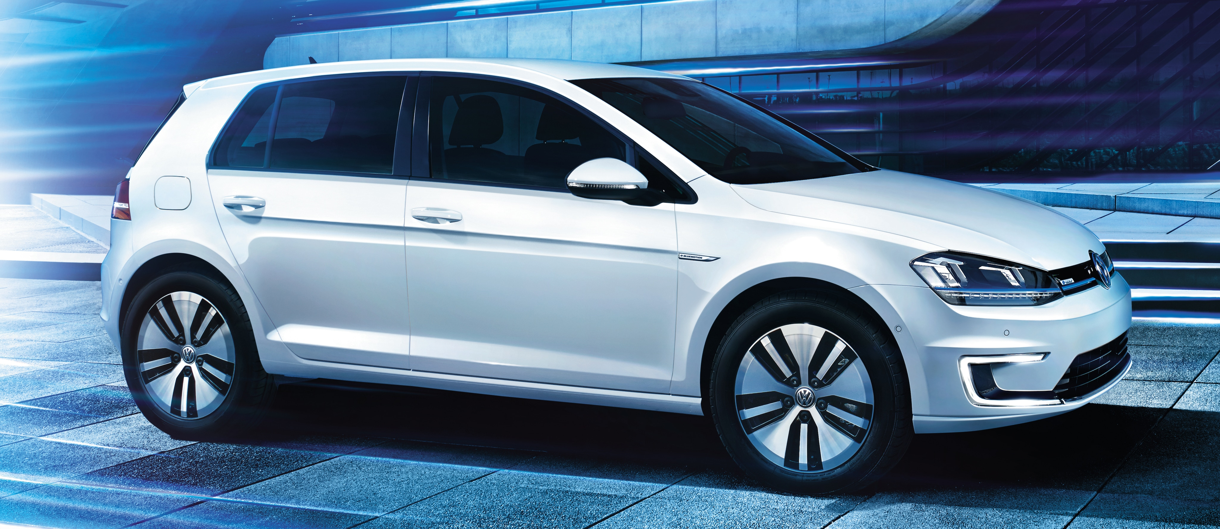 New Volkswagen eGolf in NY
