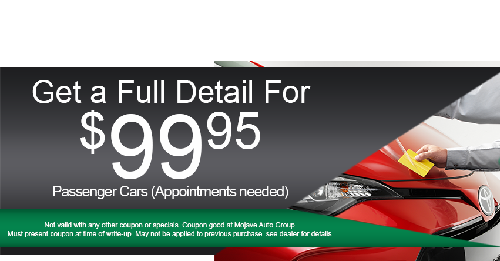 Service Specials | Mojave Auto Group