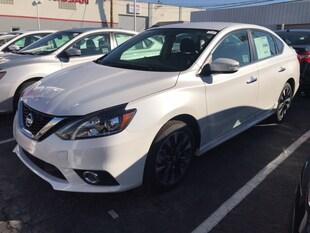 2019 Nissan Sentra SR Sedan