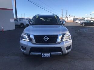2017 Nissan Armada Platinum SUV