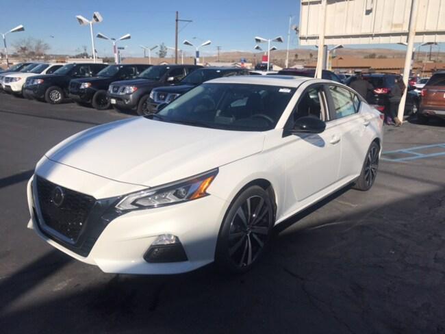 New 2019 Nissan Altima 2.5 SR Sedan near Victorvile, CA