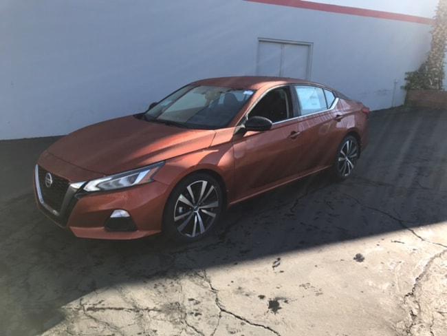 New 2019 Nissan Altima 2.5 SR Sedan For Sale in Barstow, CA