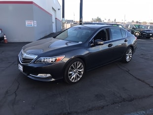 2017 Acura RLX V6 with Advance Package Sedan