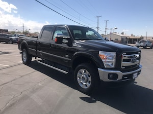 2015 Ford F-350 King Ranch Truck Crew Cab
