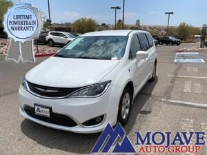 2018 Chrysler Pacifica Hybrid HYBRID TOURING PLUS Van Passenger Van