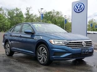 2020 Volkswagen Jetta 1.4T SEL Sedan