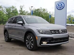 2021 Volkswagen Tiguan 2.0T SEL Premium R-Line 4MOTION SUV