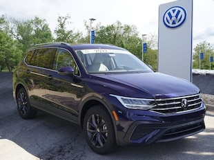 2022 Volkswagen Tiguan 2.0T SE SUV