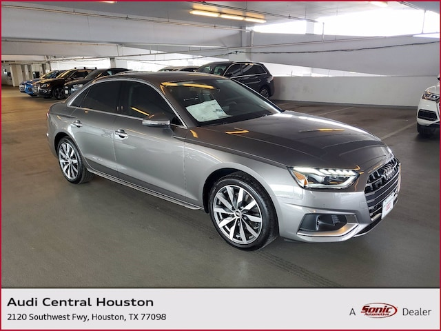 New 2022 Audi A4 40 Premium Plus Sedan for sale in Houston