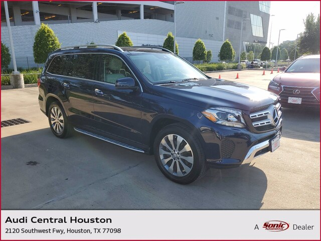 Used 2017 Mercedes-Benz GLS 450 GLS 450 SUV for sale in Houston