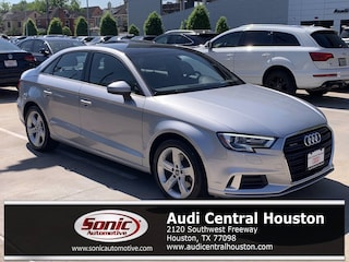Used 2017 Audi A3 Premium Sedan for sale in Houston