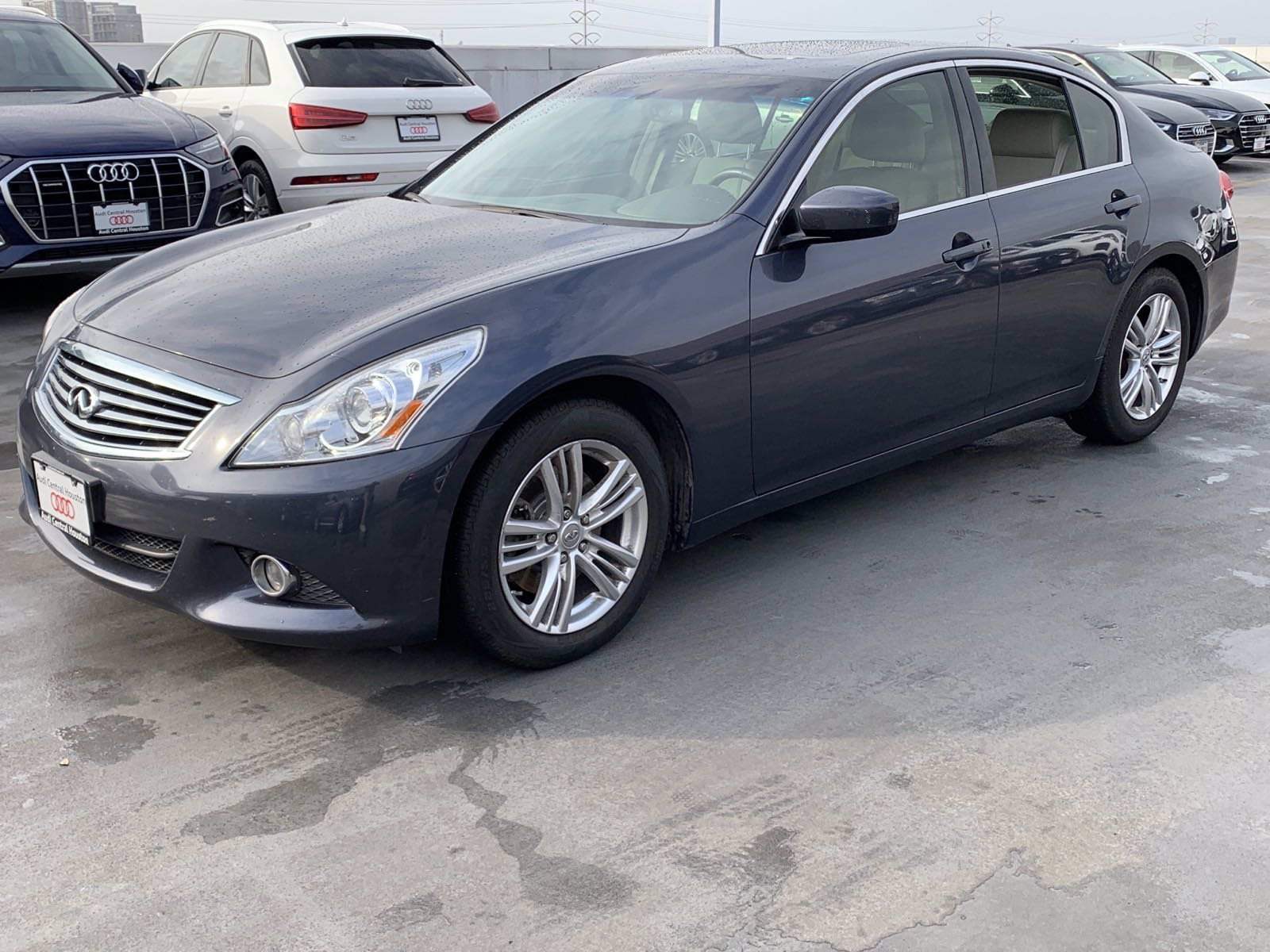 Used 2012 Infiniti G37 For Sale In Houston Tx Stock Tcm930696