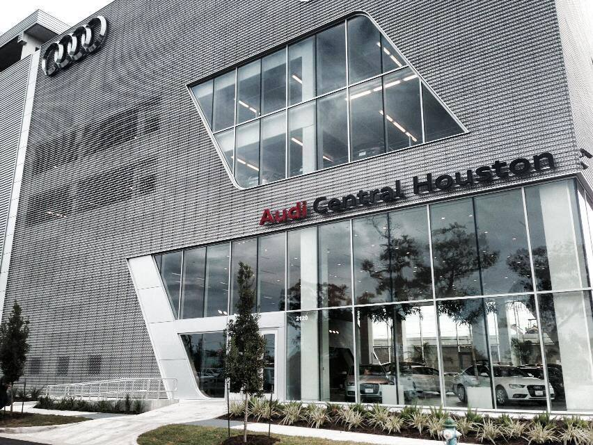 Audi Central Houston >> About Audi Central Houston Luxury Car Dealership Near Pasadena