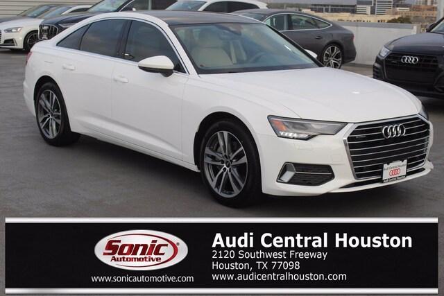 New 2021 Audi A6 45 Premium Sedan for sale in Houston