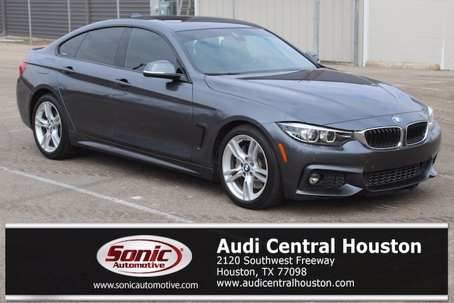 Used 2019 BMW 430i 430i Gran Coupe for sale in Houston