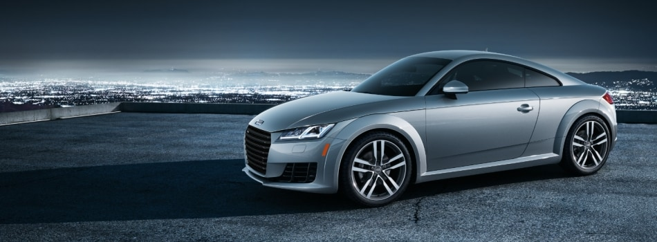 New Audi Tt At Audi Central Houston