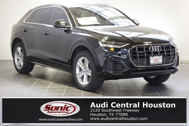 New 2019 Audi Q8 3.0T Premium SUV for sale in Houston