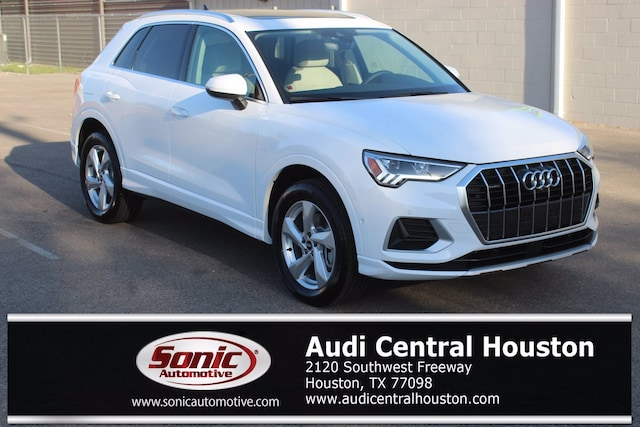 New 2021 Audi Q3 40 Premium SUV for sale in Houston