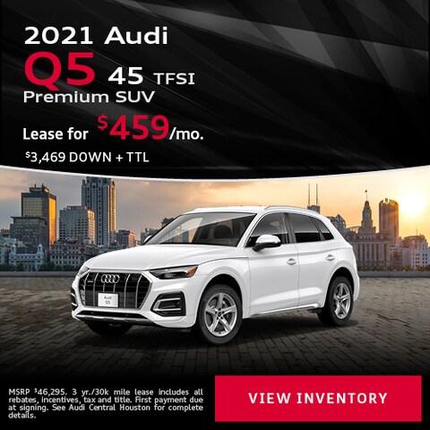 2021 Audi Q5 45 TFSI Premium SUV