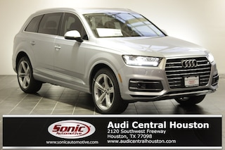 New 2019 Audi Q7 3.0T Prestige SUV for sale in Houston