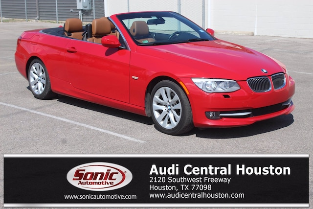Used 2011 BMW 328i 328i Convertible for sale in Houston