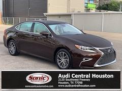 2018 LEXUS ES 350 ES 350 Sedan