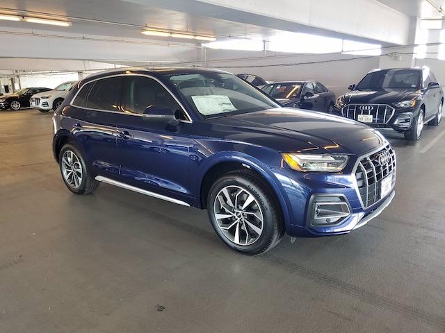 New 2021 Audi Q5 45 Premium SUV for sale in Houston