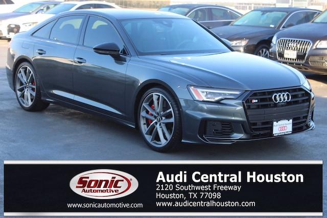New 2021 Audi S6 2.9T Premium Plus Sedan for sale in Houston