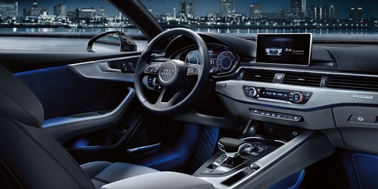New Audi A5 At Audi Central Houston