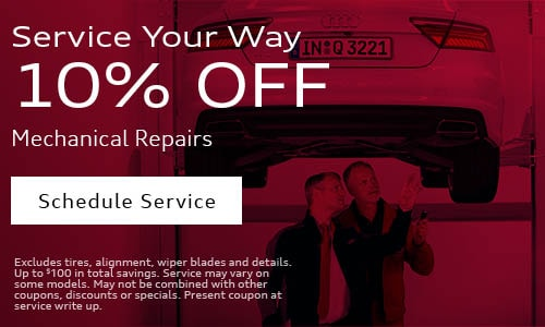 Audi A4 Oil Change Cost >> Audi Service Specials In Houston Audi Central Houston
