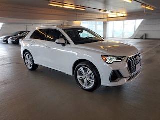 New 2021 Audi Q3 45 S line Premium Plus SUV for sale in Houston