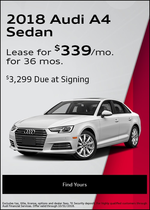 Audi Lease Houston Audi Lease Specials At Audi Central Houston - Audi a4 lease