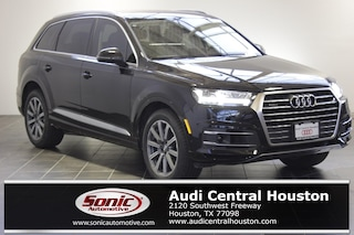 New 2019 Audi Q7 3.0T Premium Plus SUV for sale in Houston