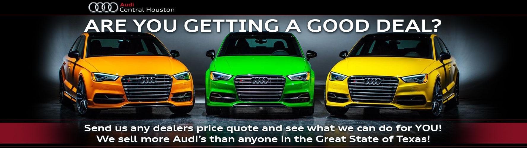 Audi central houston service specials 13